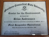Southern CT State University - First Responder Operational