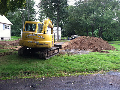 Excavation Services in Fairfield County CT
