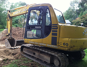 Fairfield County Excavating Service